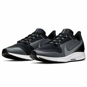 Nike Air Homme Zoom Pegasus 36 Shield Chaussures De Course Baskets Gris RRP: £ 114.99