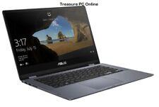 """Asus TP412FAC-EC375T FlipBook laptop i5 10210U 8GB RAM 256GB SSD 14"""" Touch Win10"""