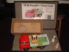 "TOMY ""OL' McDONALD'S FARM TRUCK"" 100% COMPLETE AND OPERATIONAL W/ORIGINAL BOX!"