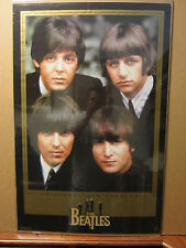 The Beatles Yesterday and Forever 1995 apple vintage Poster original 1023