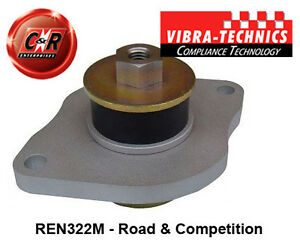 Renault Twingo II RS 04/08 On Vibra Technics Transmission Mount REN322M