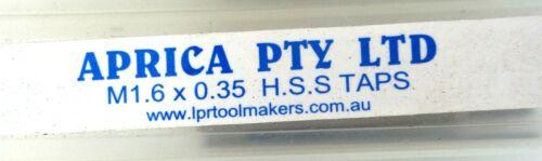 "Quality HSS Metric Small Size Taps /& Dies 2pc Tap Sets // 13//16/"" Split Dies"