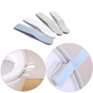 Toilet-Seat-Cover-Lifter-Enviormental-PP-Handle-Avoid-Touching-Hygienic-Clean