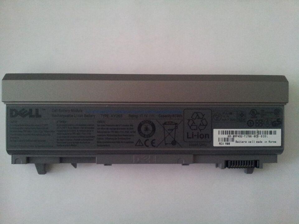 Batteri, Dell KY265