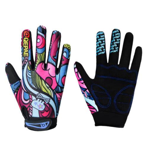 Child Kids Winter WEATHER Skiing Bike Bicycle Gloves Waterproof Windproof Glove
