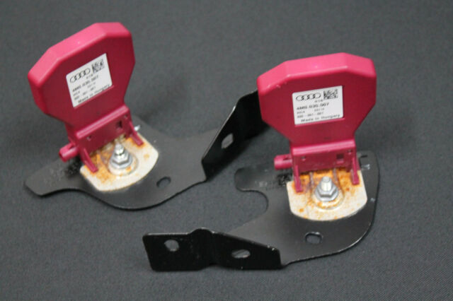 Audi Q7 4M Teléfono Amplificador de Antena Amplificador Kit 4M0035507