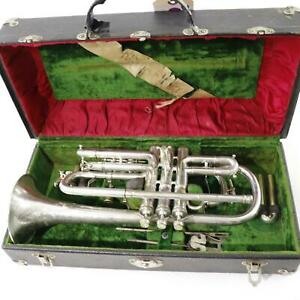 King-Perfecto-Improved-Model-Cornet-SN-9530-VERY-NICE