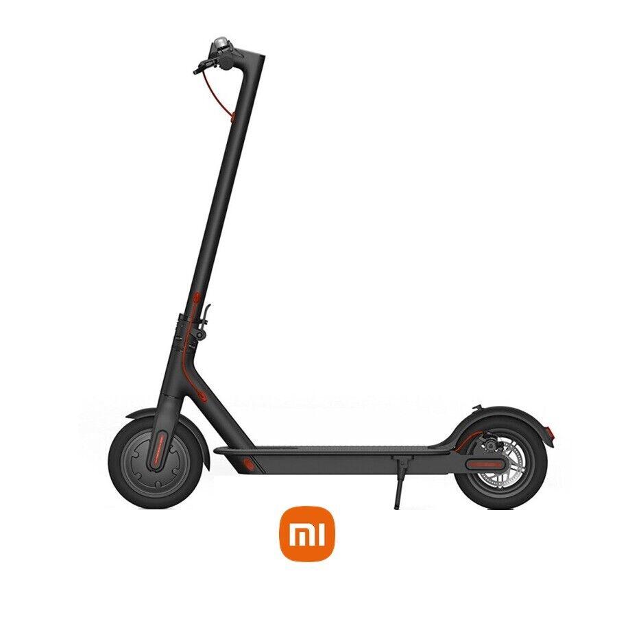 Patín eléctrico Xiaomi M365 MI-Scooter2 Negro [Reacondicionado]
