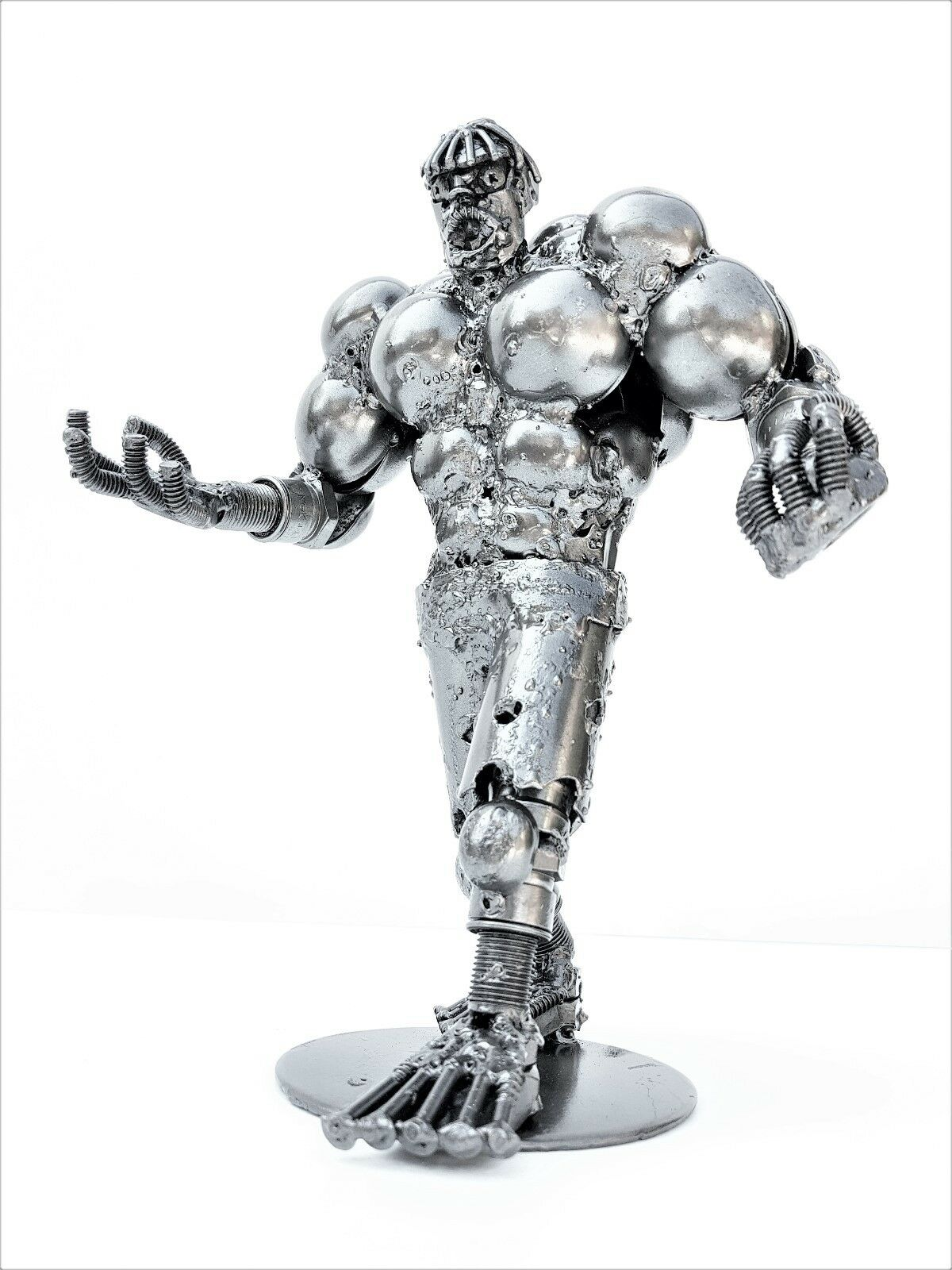 HULK 30cm MARVEL la figura modello Metal Art Productions Scultura