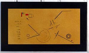 Loin-de-l-039-Hyperespace-acrylique-et-crayon-sur-bois-Abstrait