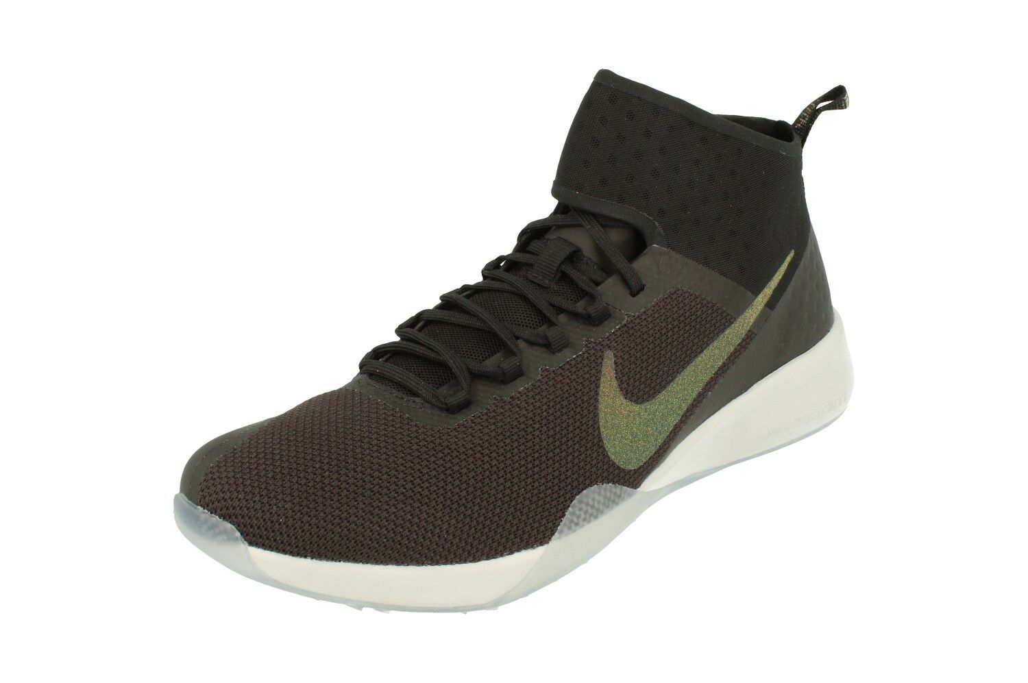 Nike Womens Air Zoom Strong 2 Metallic Running Trainers 922876 Sneakers 001