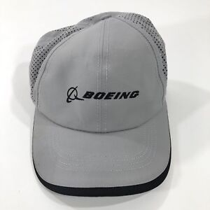 Image is loading Official-Boeing-Airplanes-Employee-Gray-Hat-Baseball-Cap- 89f10708813