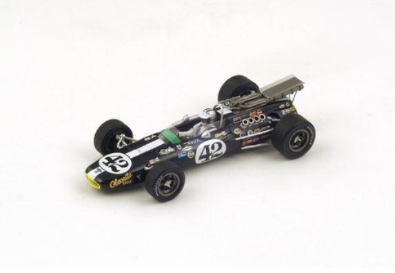 Eagle Mk4 - Denny Hulme - Indy 500 1968  42 - Spark