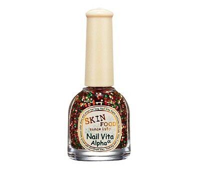 SKINFOOD Nail Vita Alpha (#AGL03) -Korea Cosmetics