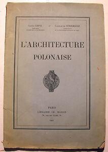 POLOGNE-L-ARCHITECTURE-POLONAISE-STRZEMBOSZ-MASSIN-1915