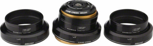EC49//30 Cane Creek Angleset Straight or Tapered Steerer ZS44//28.6 AngleSet