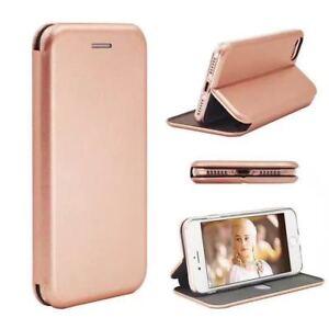 Premium-en-Veritable-Cuir-Flip-Case-Porte-Feuille-Housse-pour-Samsung-Galaxy