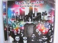 LESS THAN JAKE - IN WITHTHE IN CROWD   CD 2006   NEW