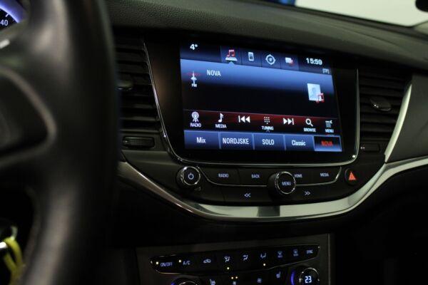 Opel Astra 1,0 T 105 Enjoy ST billede 12
