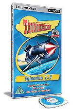 Sony PSP UMD DVD - Thunderbirds 40th Anniversary Episodes 1-3 *New & Sealed*