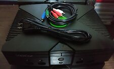 original xbox modded 500gb CoinOps 8 nes snes ps1 Sega arcade gameboy atari+more