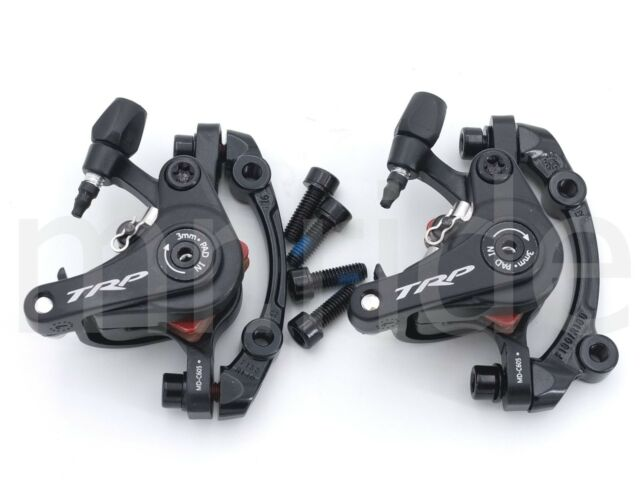 TRP Spyre C Road CX Bike Disc Brake Caliper set Mechanical,W/ F160,R160 adapter