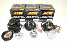 AEM (3 Gauges Combo) - UEGO 4.9LSU WideBand + Oil Pressure + Turbo Boost