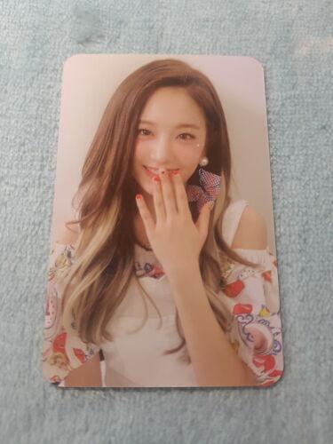 26 Fromis /_ 9 SINGOLO 1st Album Fun Factory divertimento gyuri Type-B foto carta K-POP
