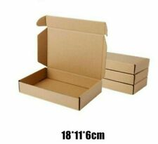 Paper Kraft Boxes Gift Packing Storage 18116cm 10pcslot Paperboards Packaging