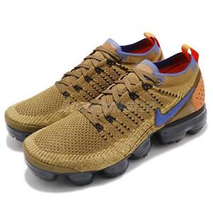 new product 02ba4 18462 Image is loading Nike-Air-Vapormax-Flyknit-2-II-Mowabb-Golden-