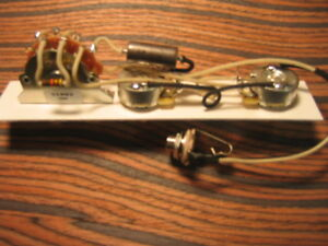 image is loading premium-wiring-harness -for-broadcaster-nocaster-telecaster-with-