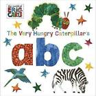 The Very Hungry Caterpillar's abc by Eric Carle (Board book, 2015)