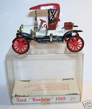 OLD MINIALUXE FORD ROADSTER 1907 1909 N°1 BOX 1/43