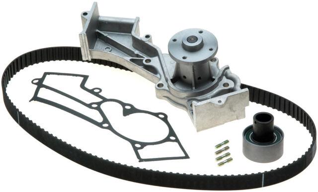 Gates TCKWP104 Engine Timing Belt Kit with Water Pump