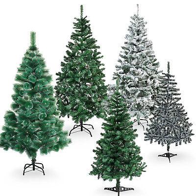 weihnachtsbaum k nstlich 150cm 180cm tannenbaum pvc. Black Bedroom Furniture Sets. Home Design Ideas