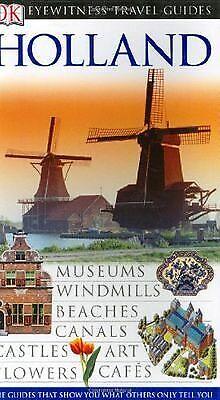 Holland (EYEWITNESS TRAVEL GUIDE)   Buch   Zustand gut