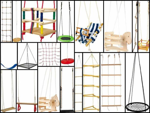 Legler All'Aperto & Interno Giocattolo Bambino Swings Arrampicata Cornici Scale