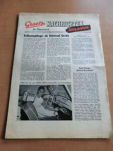 Graetz-Nachrichten-3-1960-mit-Susi-Schaltplan-JOKER-834-Transistor-Auto-Radio