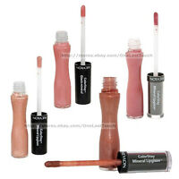 Revlon Lip Gloss/color Mineral Glaze 8 Hour Wear Discontinued You Choose