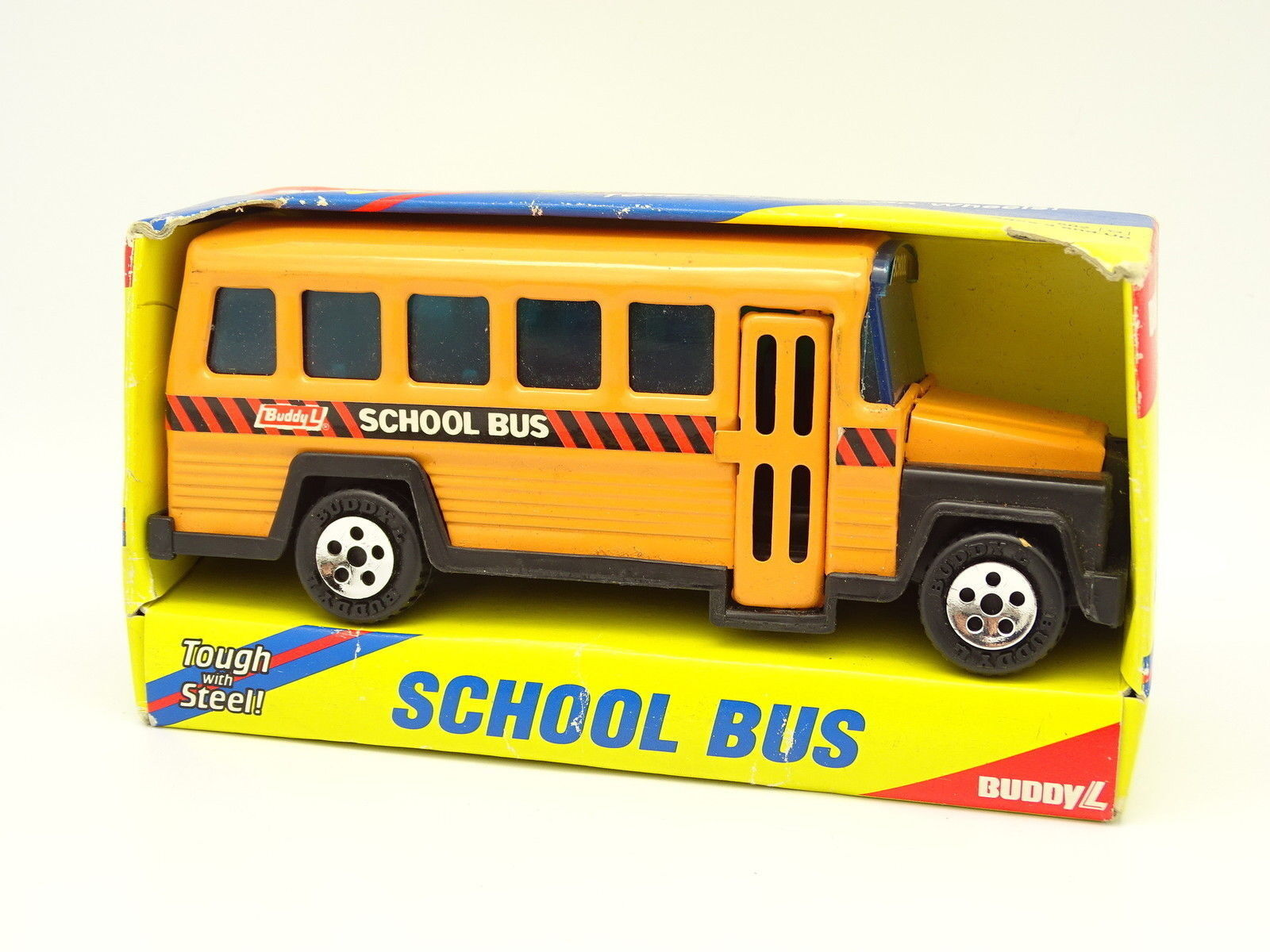 Buddy L - Bus Autobús US School Bus