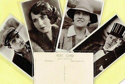 Main Series 1920s ☆ FILM STAR ☆ Postcards #373 to #407 PICTUREGOER