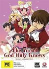 The World God Only Knows : Season 1 (DVD, 2012, 2-Disc Set)