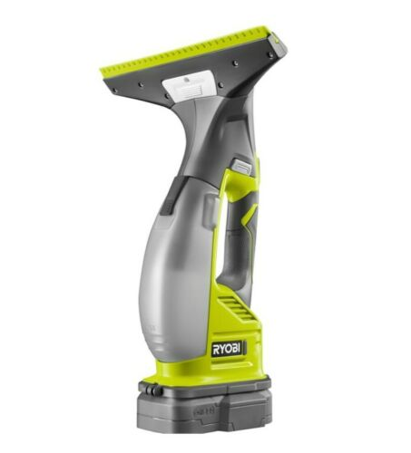 Ryobi 18V ONE 1.3Ah Battery and Charger Window Cleaning Vacuum Kit