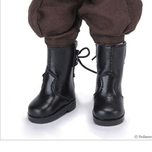 [Dollmore] 1/6 BJD YOSD USD   Dear Doll Size - Klas Boots (Black)