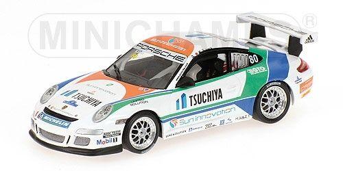 Porsche 911 gt3 Cup K. SAWA voitureRERA CUP ASIA  Macao 2007 1 43 Model MINICHAMPS  au prix le plus bas