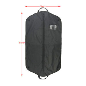 Nylon-Oxford-folded-Travelling-Clothes-Garment-Suit-Cover-Bag-with-Handles