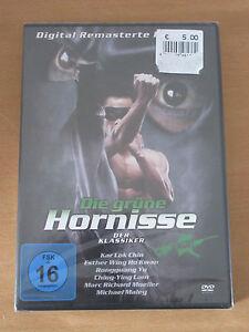 DVD-Die-gruene-Hornisse-Der-Klassiker-deutsch-NEU