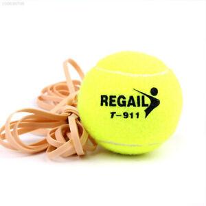 Racket Ball Trainer Training Solo Tennis Practice Rebound Balls Back Base Kits
