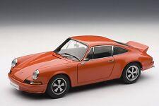 78057Porsche 911 Carrera RS 2,7 1973 orange   ,1:18 Autoart