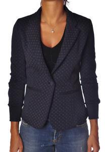 Merci-Outerwear-Jackets-woman-Blue-696817C184339